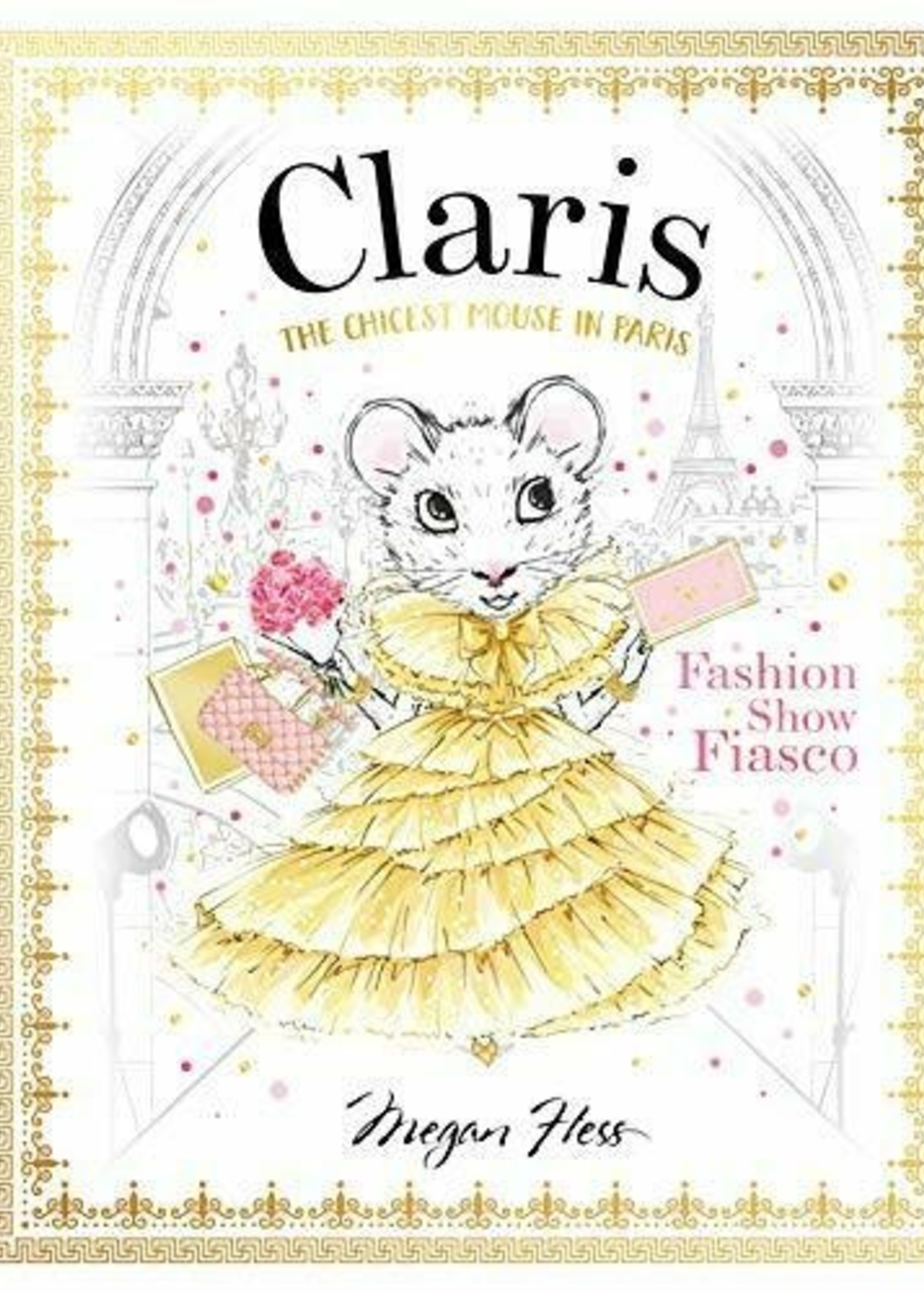 CLARIS FASHION SHOW FIASCO