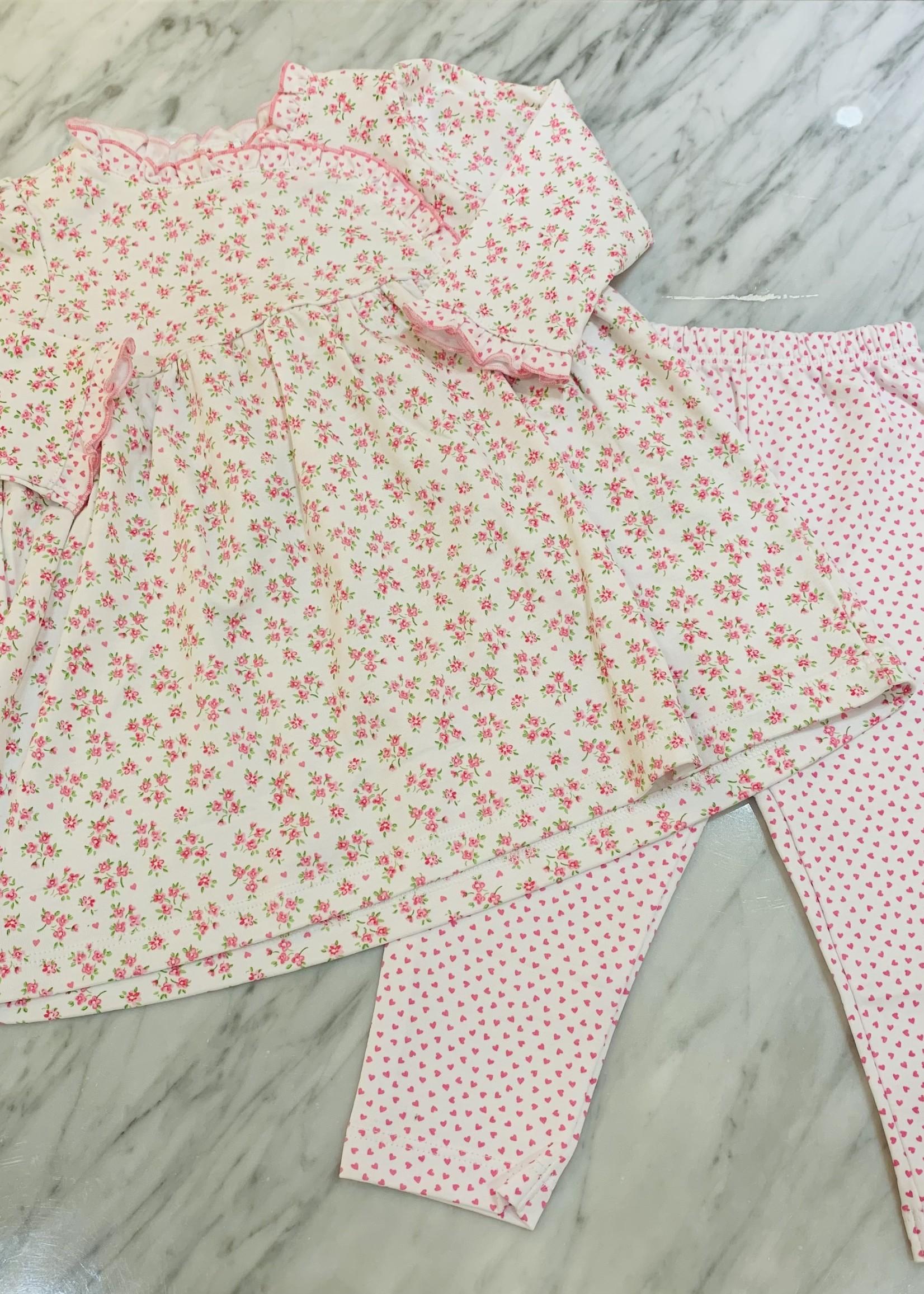 PETITE PARADISE PINK DRESS SET MIX
