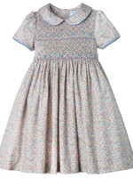 Chicory Smocked Dress