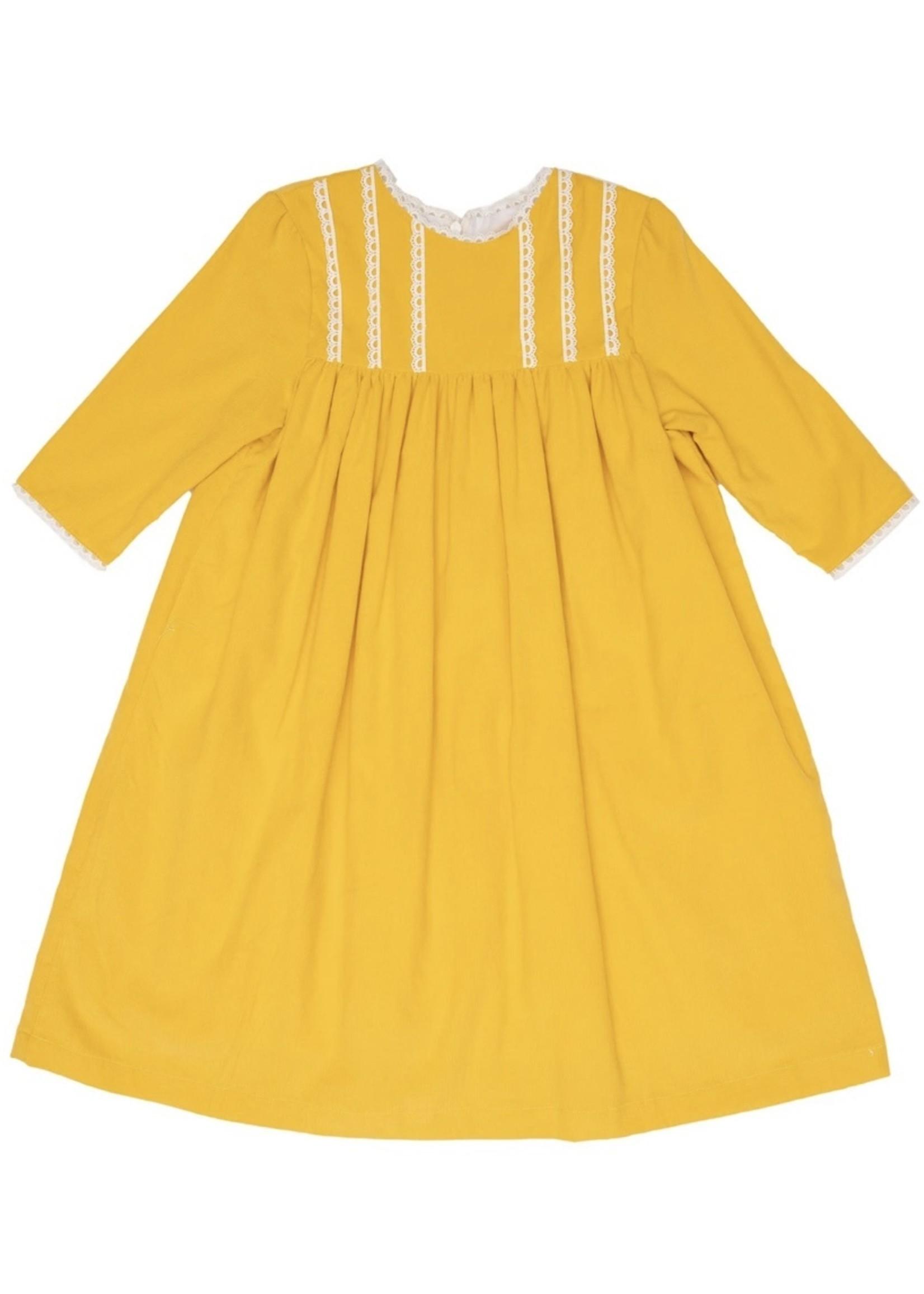 AMANDA CORD DRESS