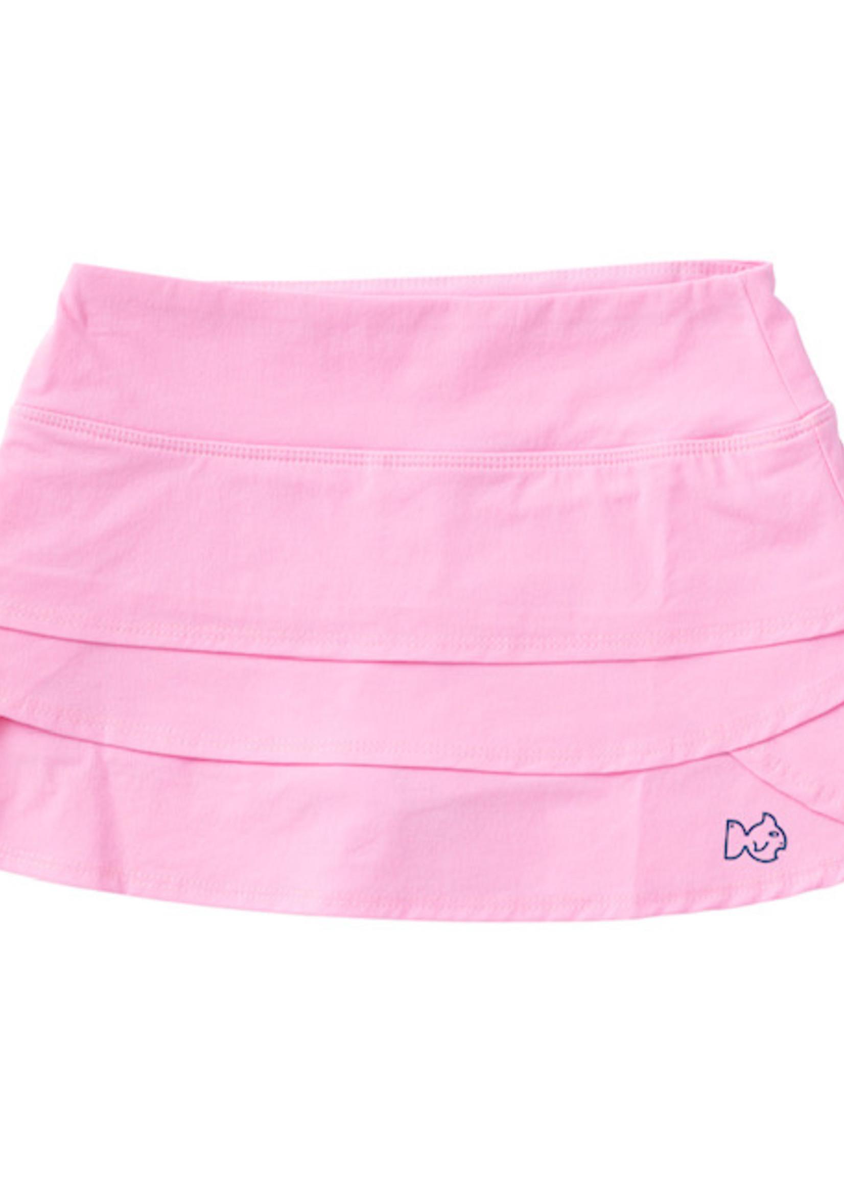 Girl's Pro Skort - Pink