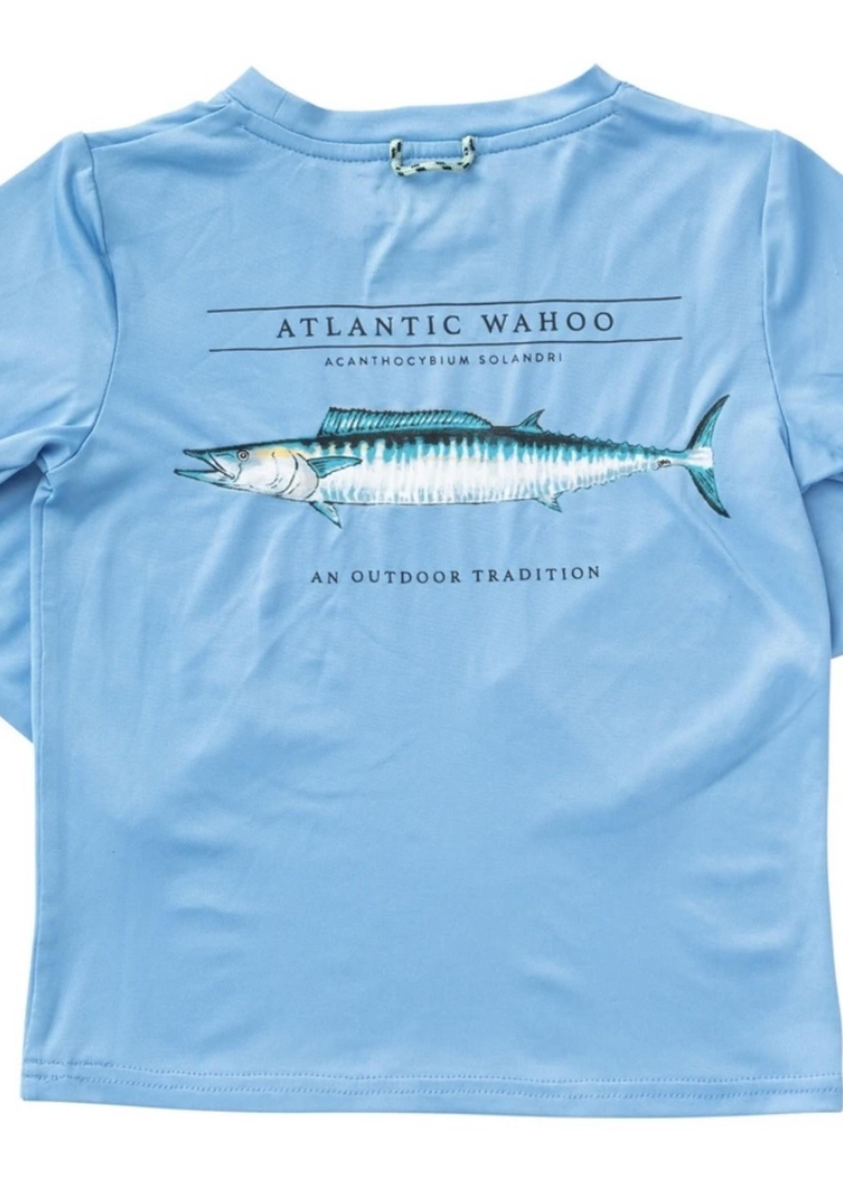 Wahoo Performance T-Shirt - (lt. blue)