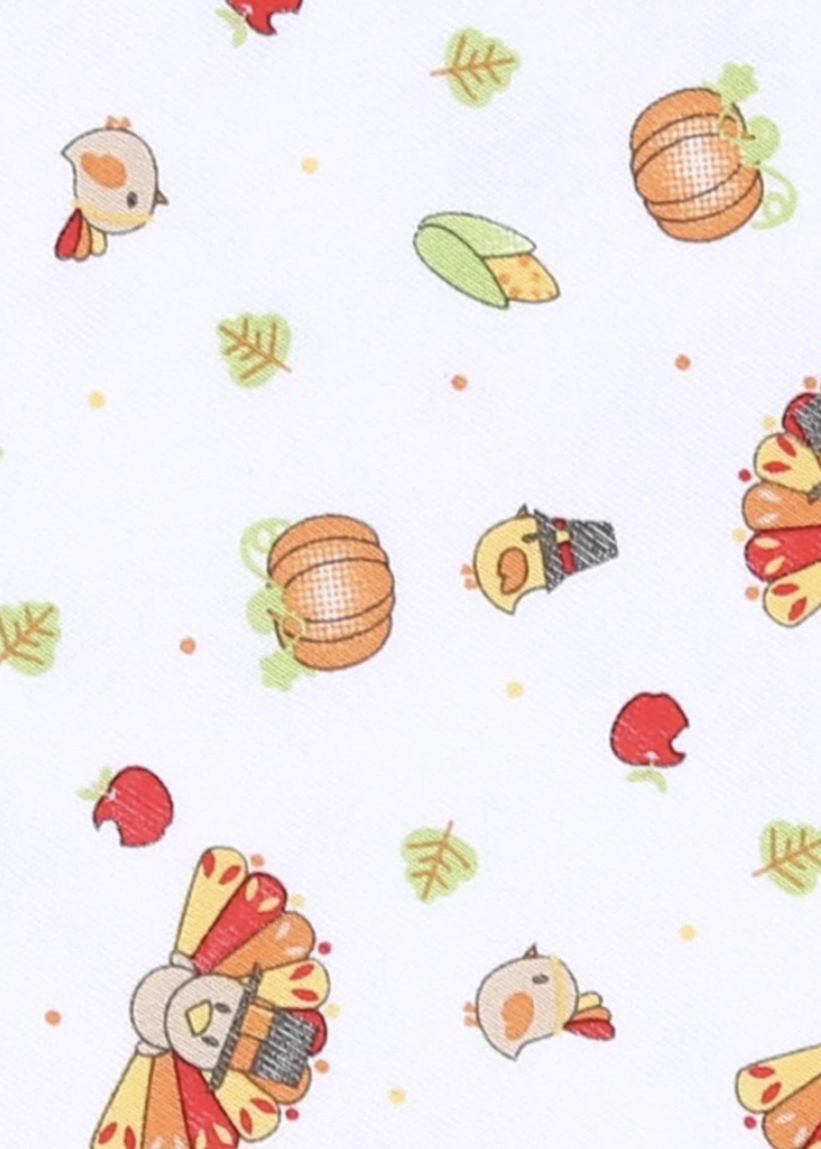 Long Pajama- Fall Harvest
