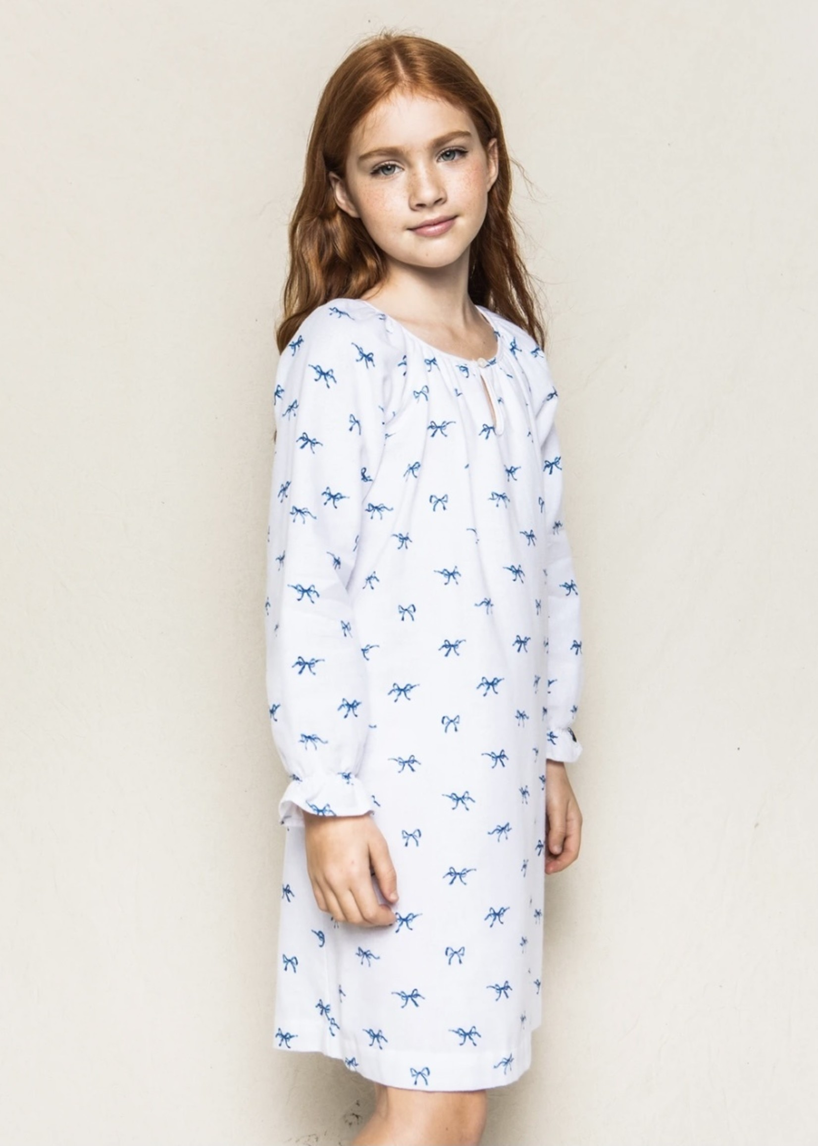 Fanciful Bows Delphine Nightgown