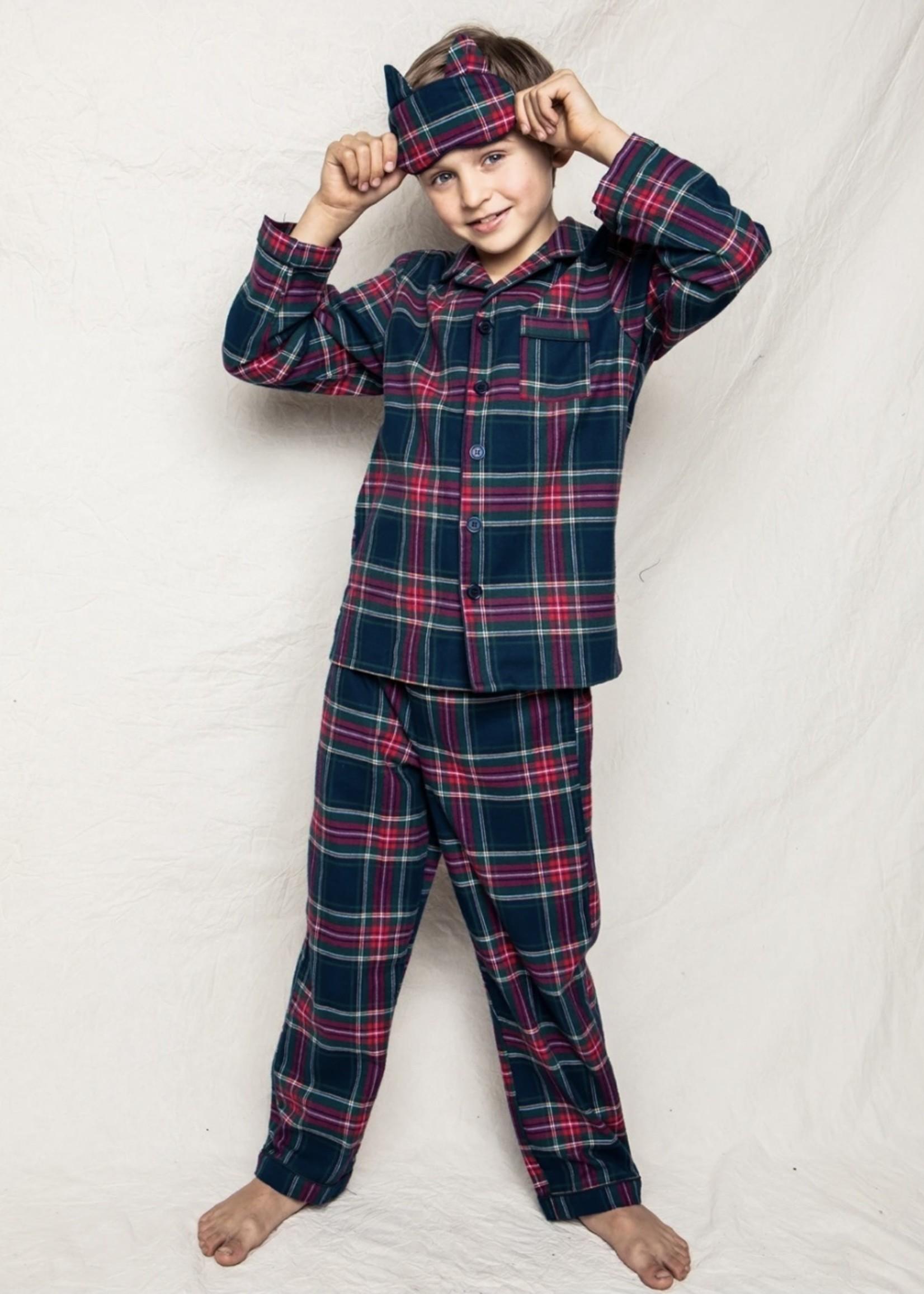 Windsor Tartan Pajama Set