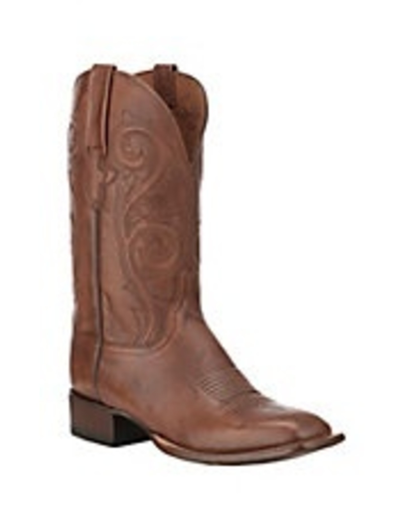 Boots-Men Lucchese CL1521.WF Ant Whiskey Gilmar