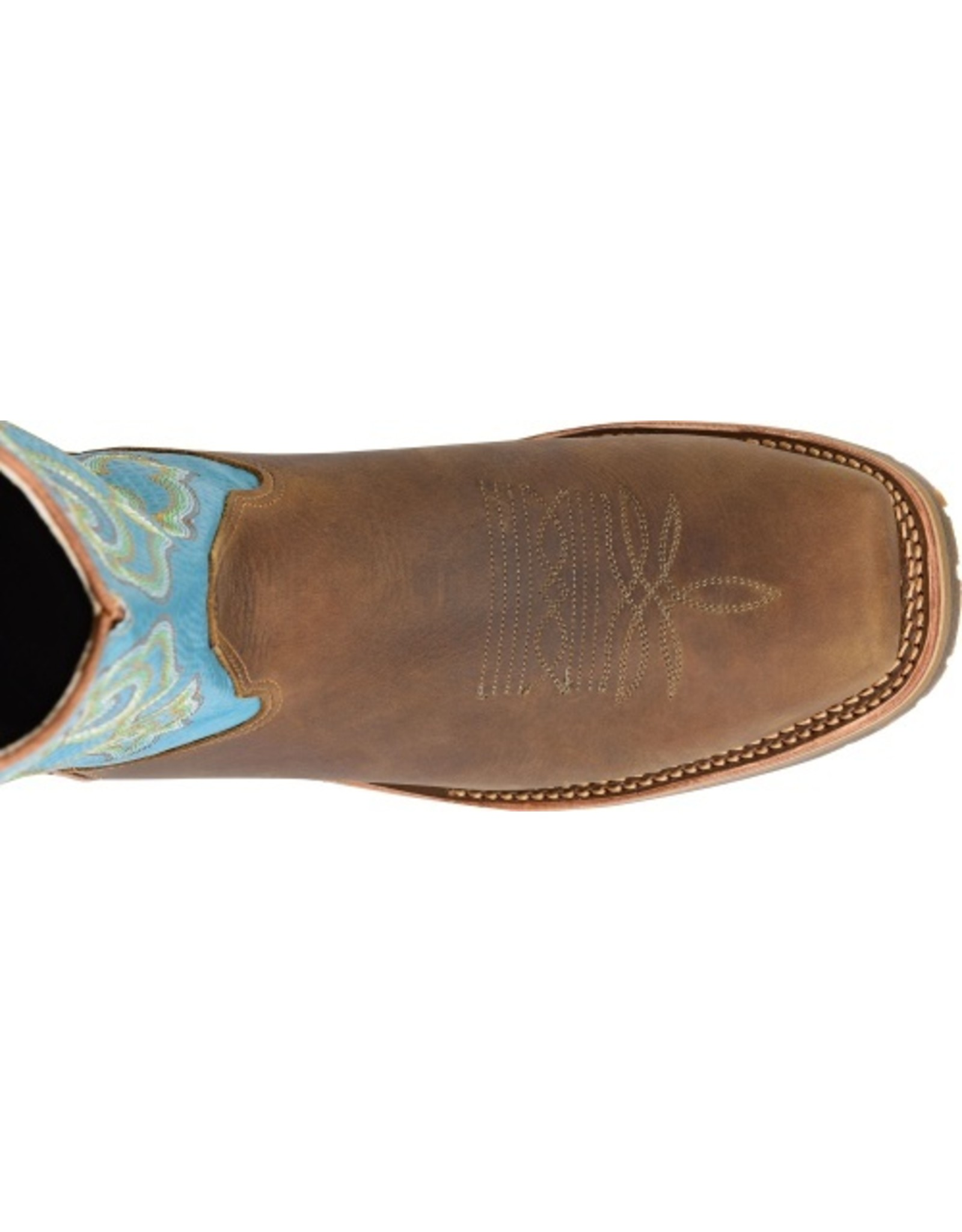 Boots-Men Double H DH3576 Eric Tan Steel Toe