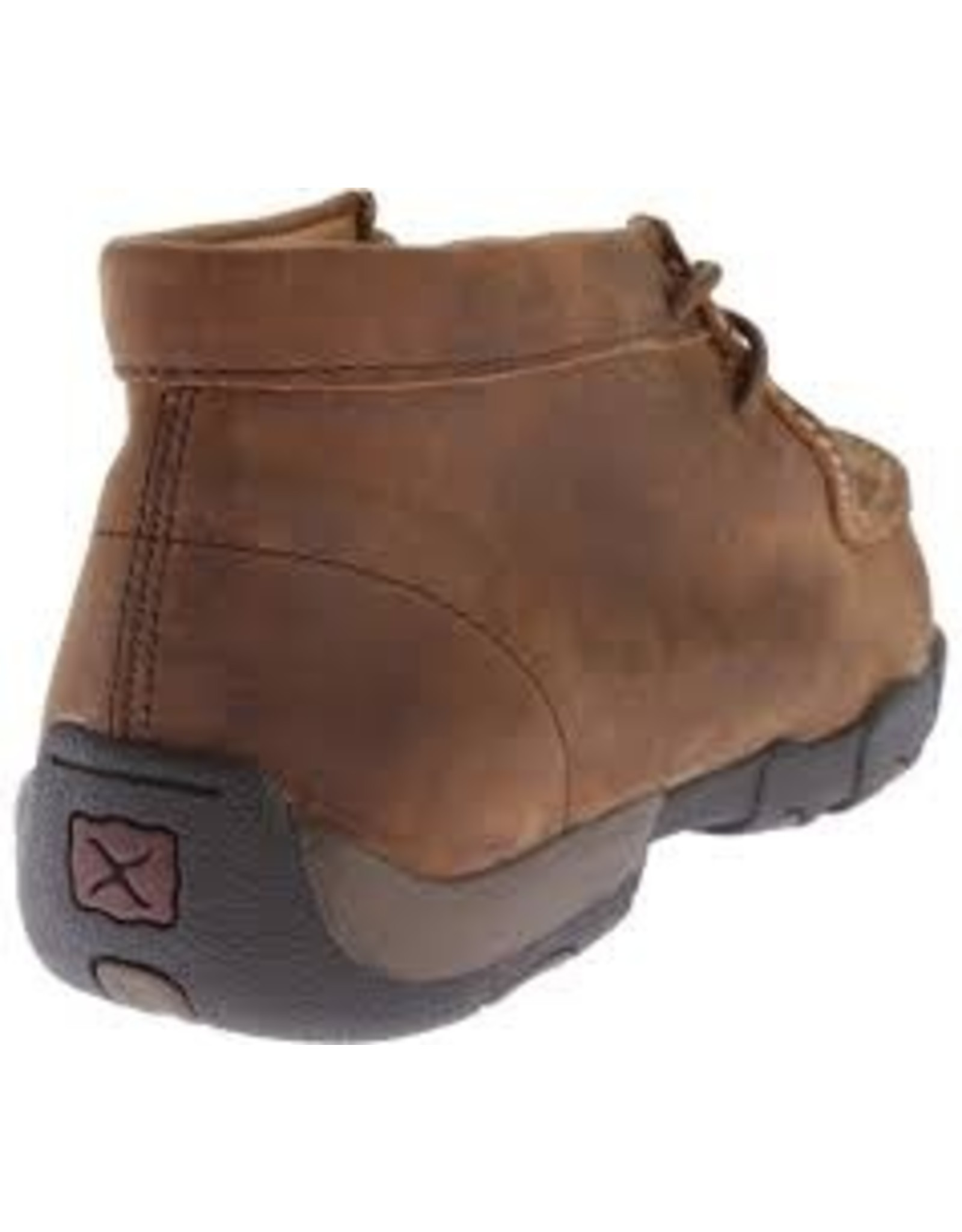 Boots-Men Twisted X MDMSM01 Steel Toe Met Gaurd Driving Moc
