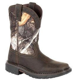 Boots-Children Rocky RKW0285C Realtree Original Ride Flx