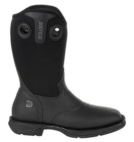 Boots-Men Durango DDB0209 Rebel Rancher Black Boot