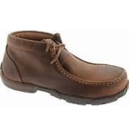 Boots-Women Twisted X WDMST01 Wmn���s Driving Moc Steel Toe