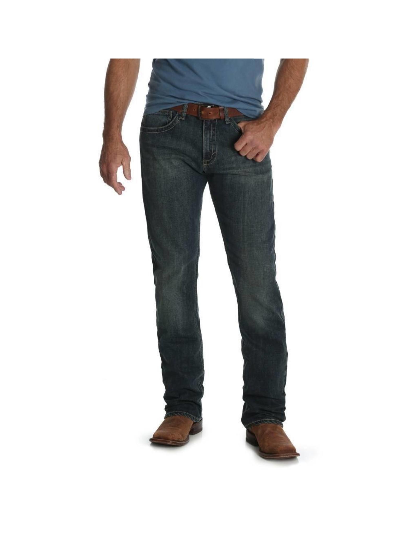 Jeans-Men Wrangler 44MWXMA Slim Straight 20X