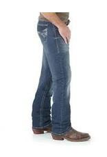 Jeans-Men Wrangler 42MWXMD Vintage Boot Stretch 20X