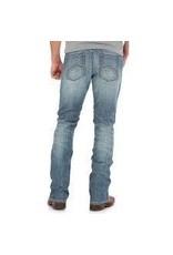 Jeans-Men Wrangler 44MWXRB Slim Straight Stretch 20X