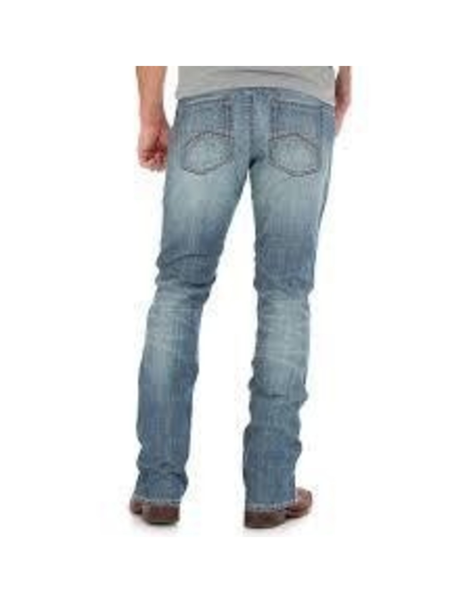 Jeans-Men Wrangler 44MWXRB Slim Straight Stretch 20X