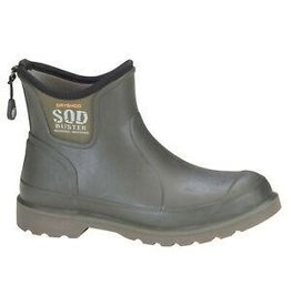 Boots-Women DryShod SDB-WA-MS Sod Buster Ankle Moss/Grey