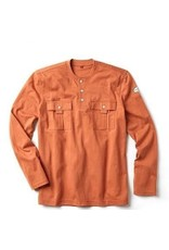Tops-Men RASCO FR0613BO Utility Henley
