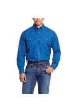 Tops-Men Ariat 10025428RB Featherlight Work Shirt