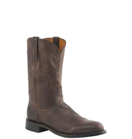 Boots-Children Lucchese M1018.C2 Shane Choc Mad Dog Goat