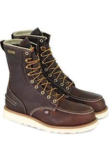 Boots-Men Thorogood 804-3800 8in Safety Moc Toe