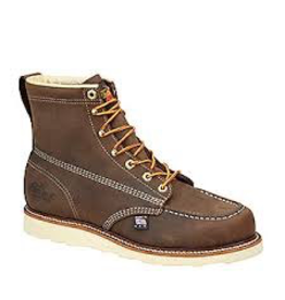 Boots-Men Thorogood 814-4203 6in Soft Moc Toe