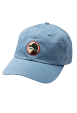 Hats DUCKHEAD D41006 CIRCLE PATCH TWILL HAT