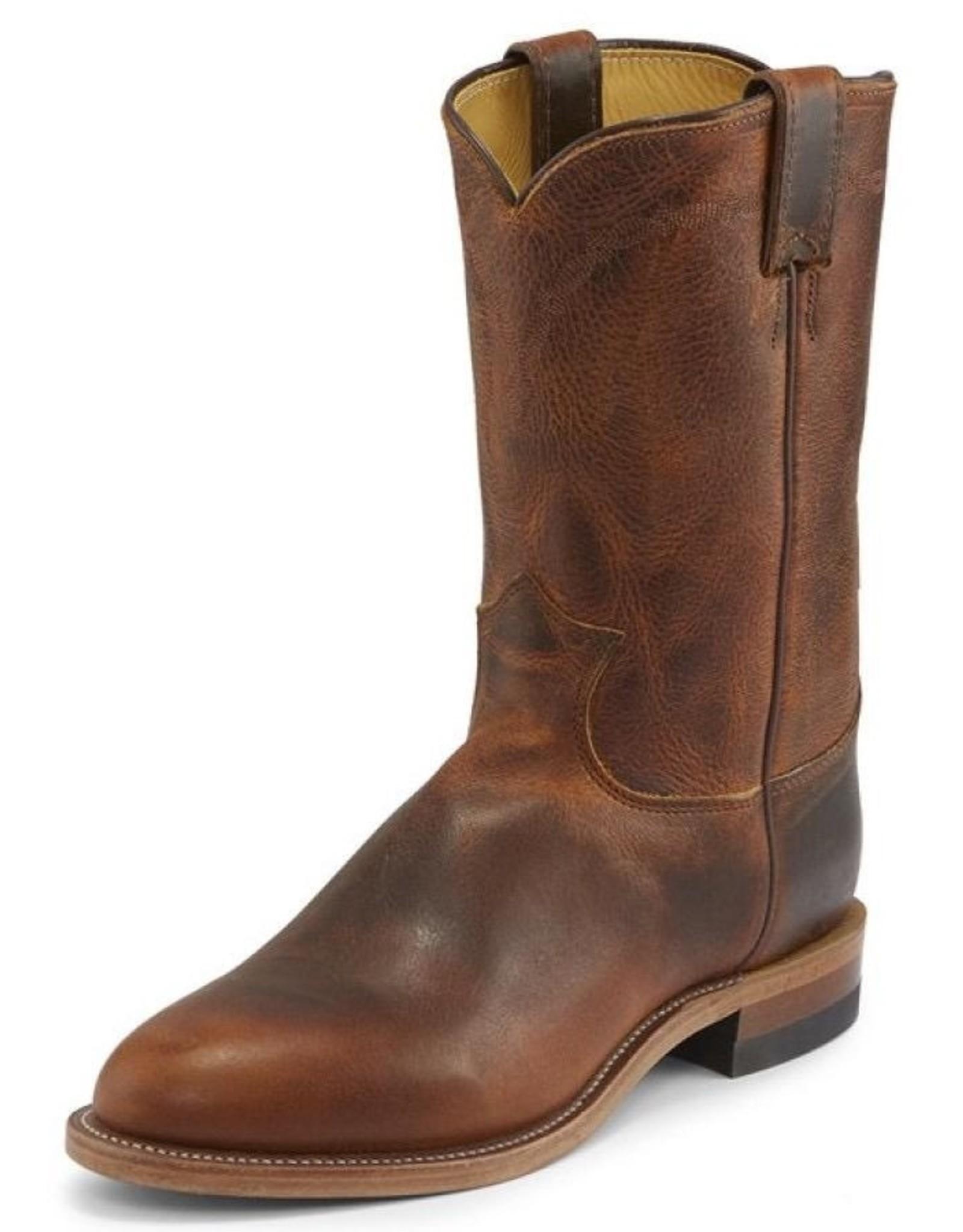 Boots-Men JUSTIN 3236  Brock Butterscotch Roper