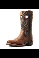 Boots-Men Ariat 10029759 Heritage Roughstock Sorrel Crunch