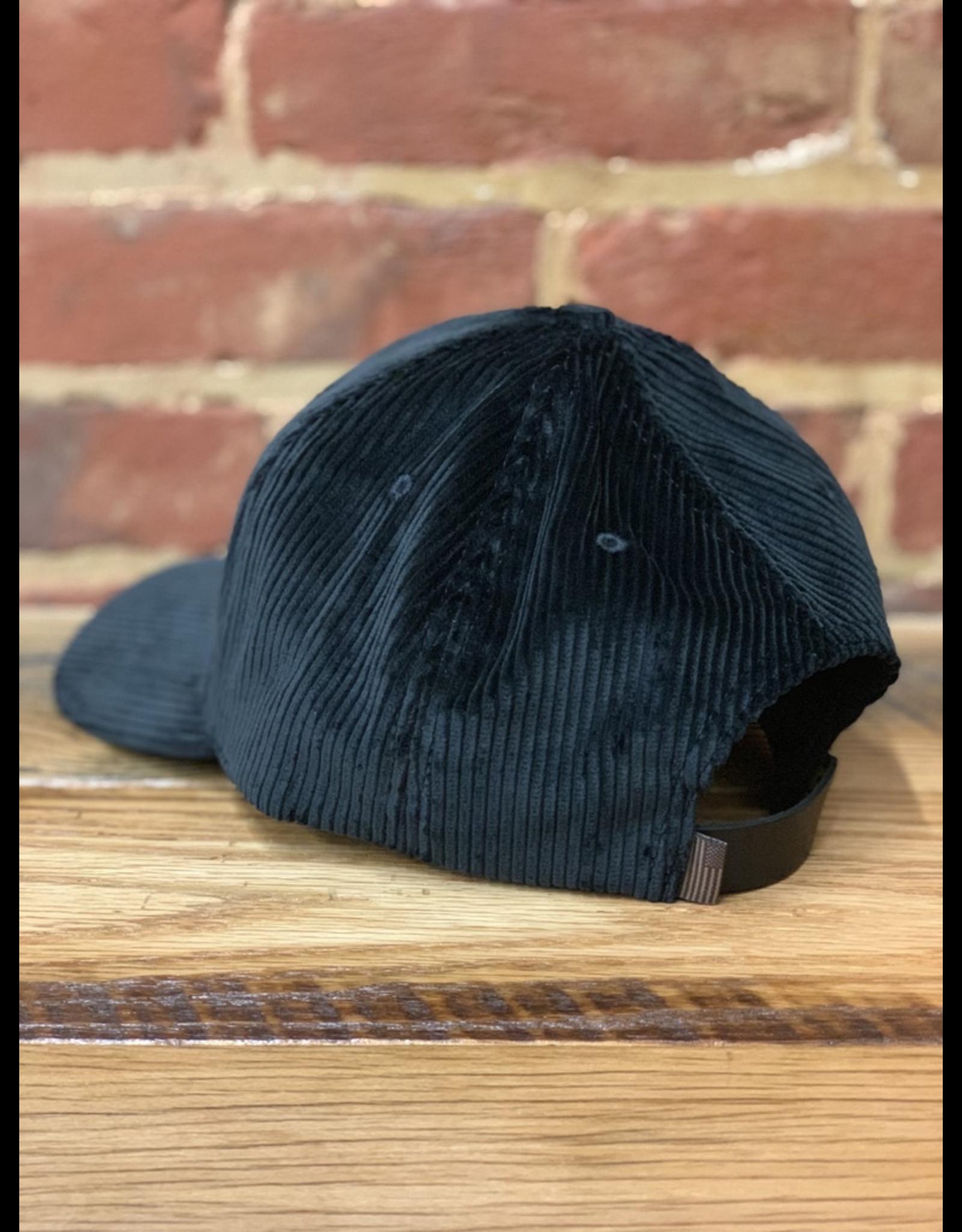 Hats Filson 20132781 Cord Logger Patch Cap