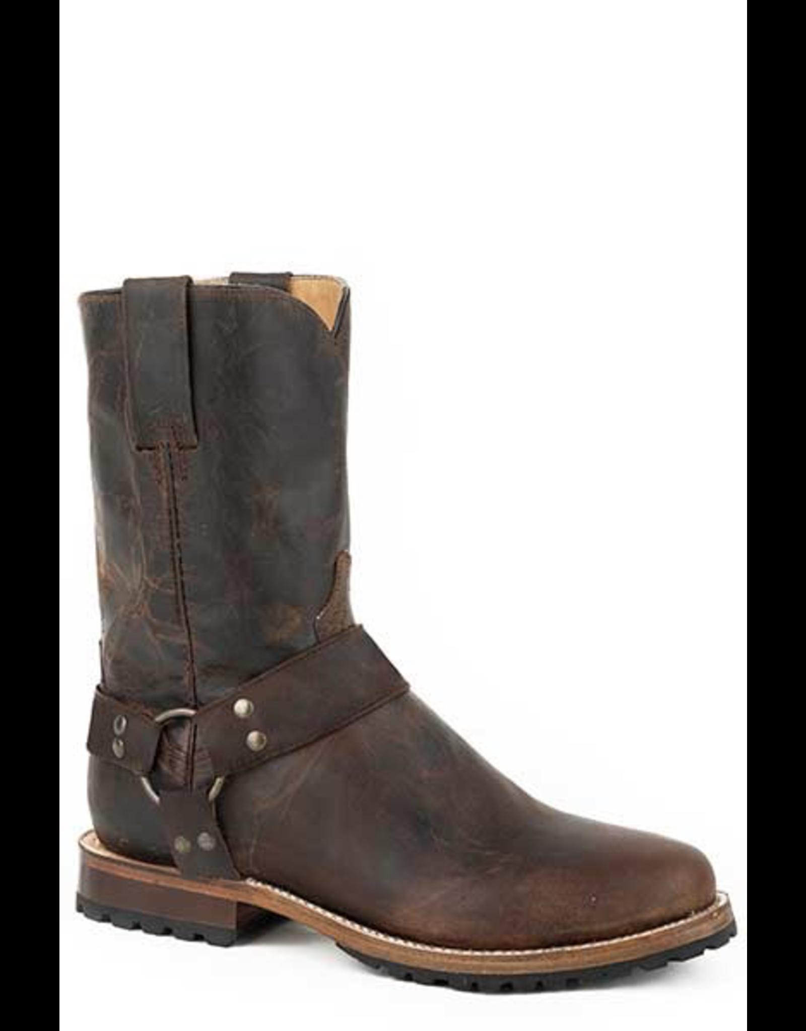 Boots-Men Stetson 12-020-7608-0770 Puncher Harness