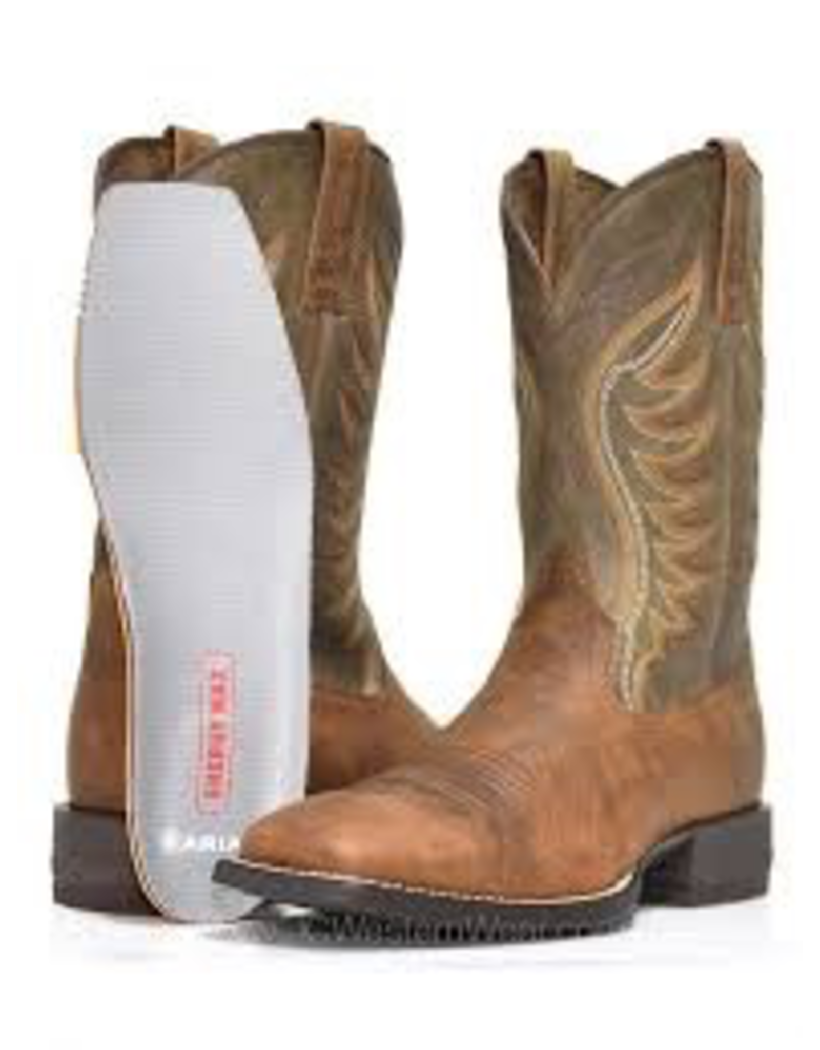 Boots-Men Ariat 10029688 Amos