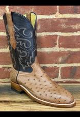 Boots-Men Hewlett & Dunn 274.RR  Full Quill Ostritch