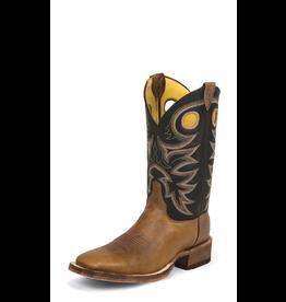 Boots-Men Justin BR740 Cado Brown