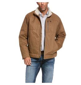 Outerwear Ariat 10028399 Grizzly Canvas Jacket