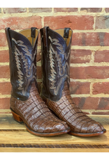 Boots-Men LUCCHESE L1324.64 12 EE Classics Caiman Tail