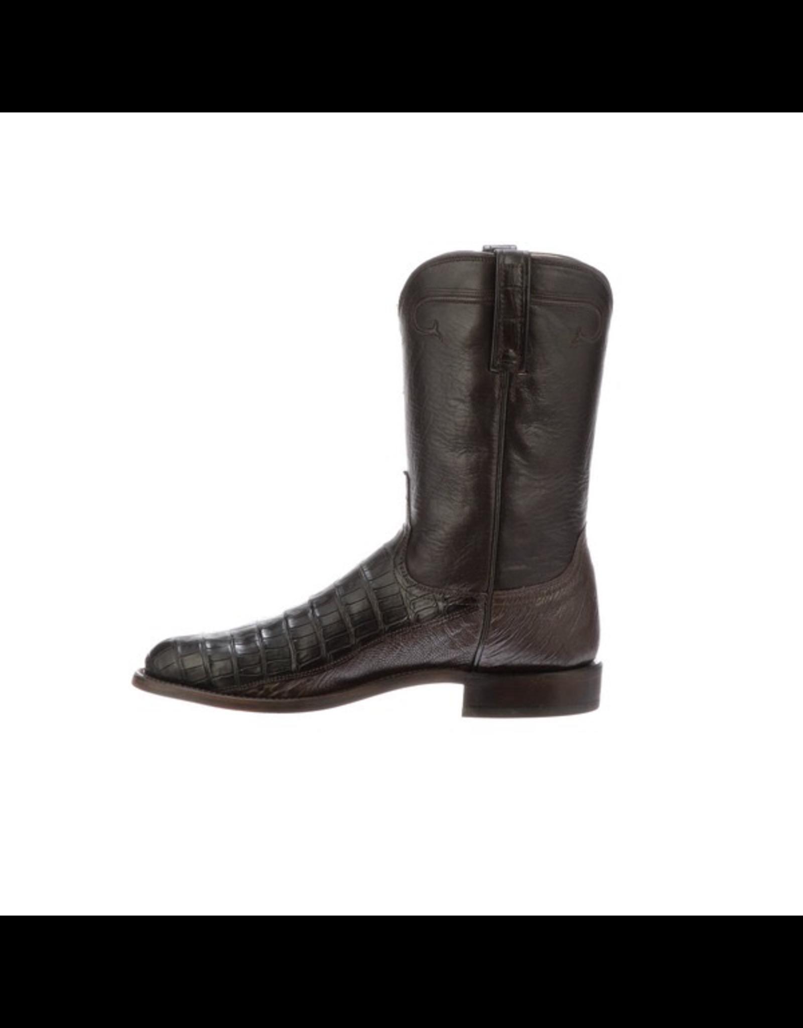 Boots-Men LUCCHESE Gerard Caiman N3050.C2