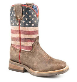 Boots-Children ROPER 09-018-7001-1368 Little America