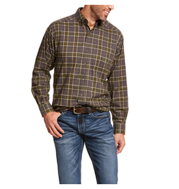 Tops-Men ARIAT 1002887 LS Flannel