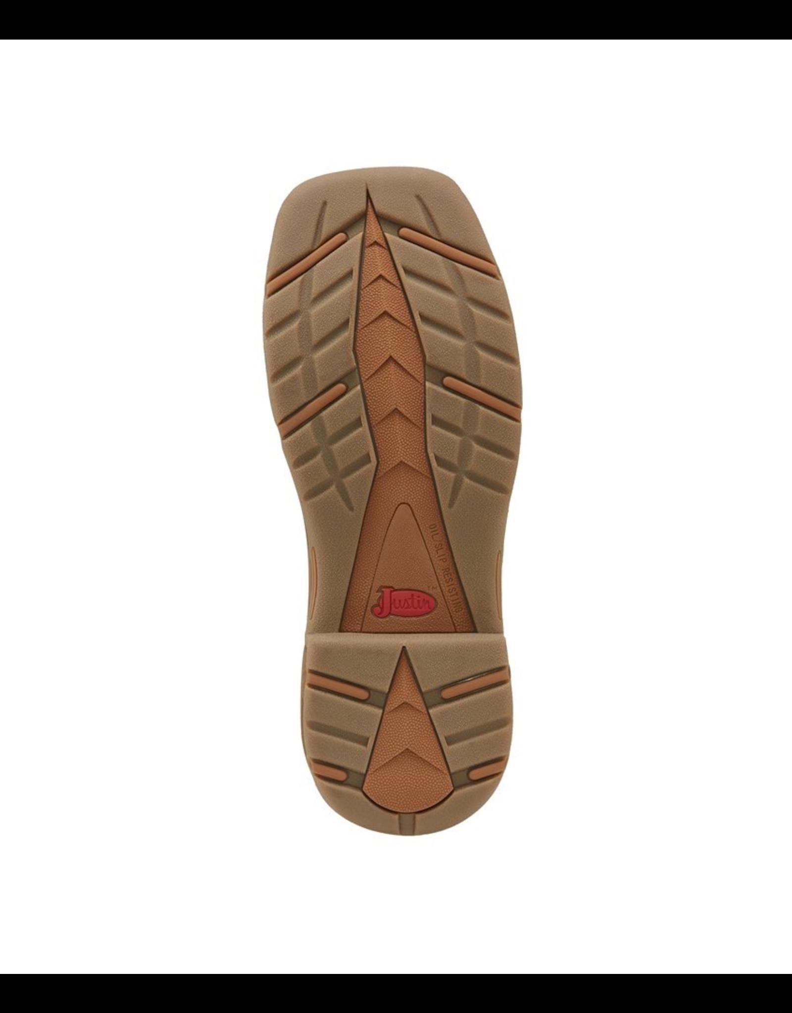 Boots-Men JUSTIN Stampede Rush WK4331