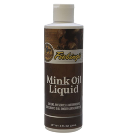 Boot Care Products Fiebings Mink Oil  Liquid 8 oz.