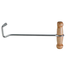 Boot Care Products Wood Handled Boot Hook