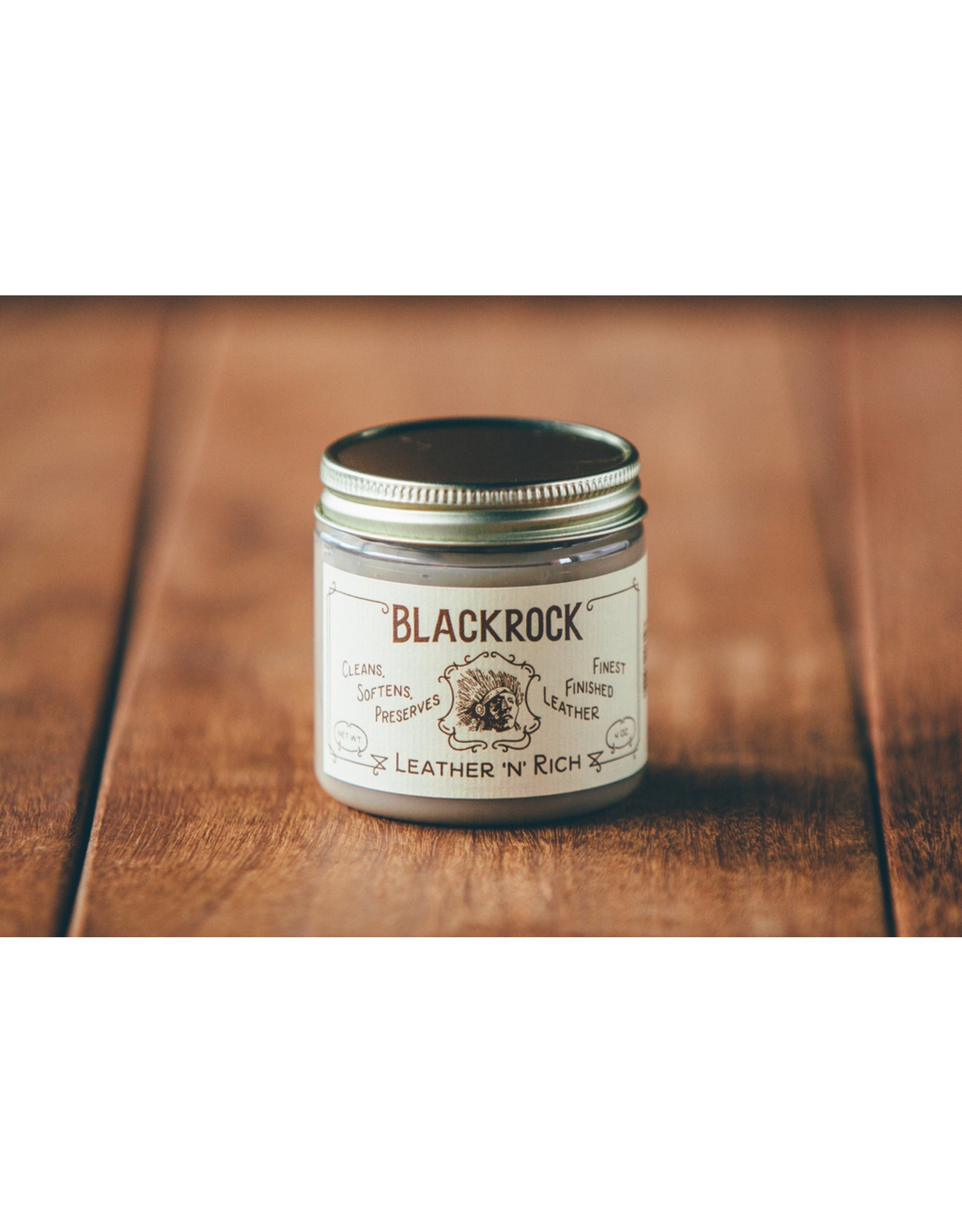 Boot Care Products BLACKROCK Leather 'n Rich