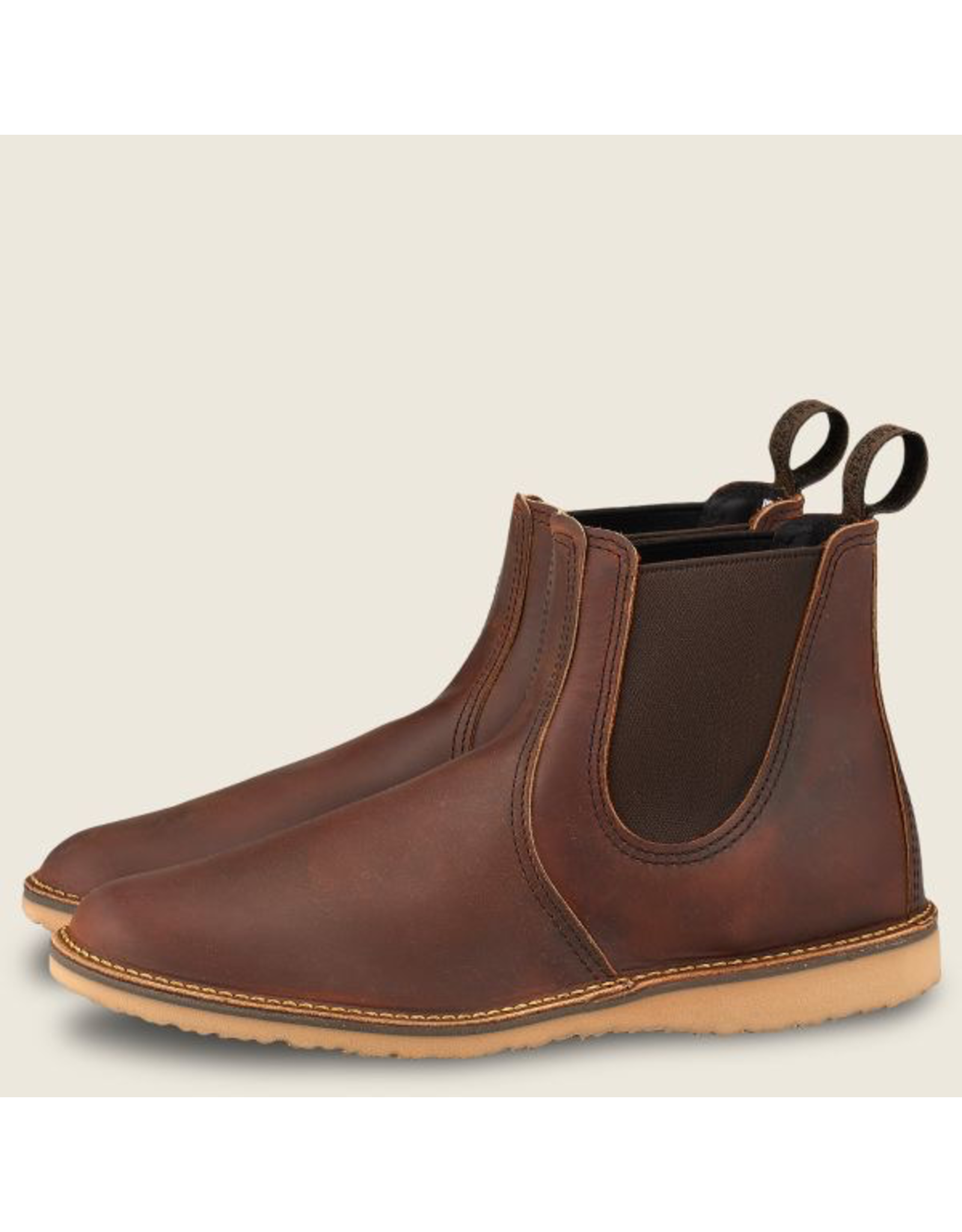 Boots-Men RED WING 03311 Weekender Chukka