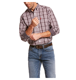 Tops-Men ARIAT Clarkson Classic Fit LS No.10028732