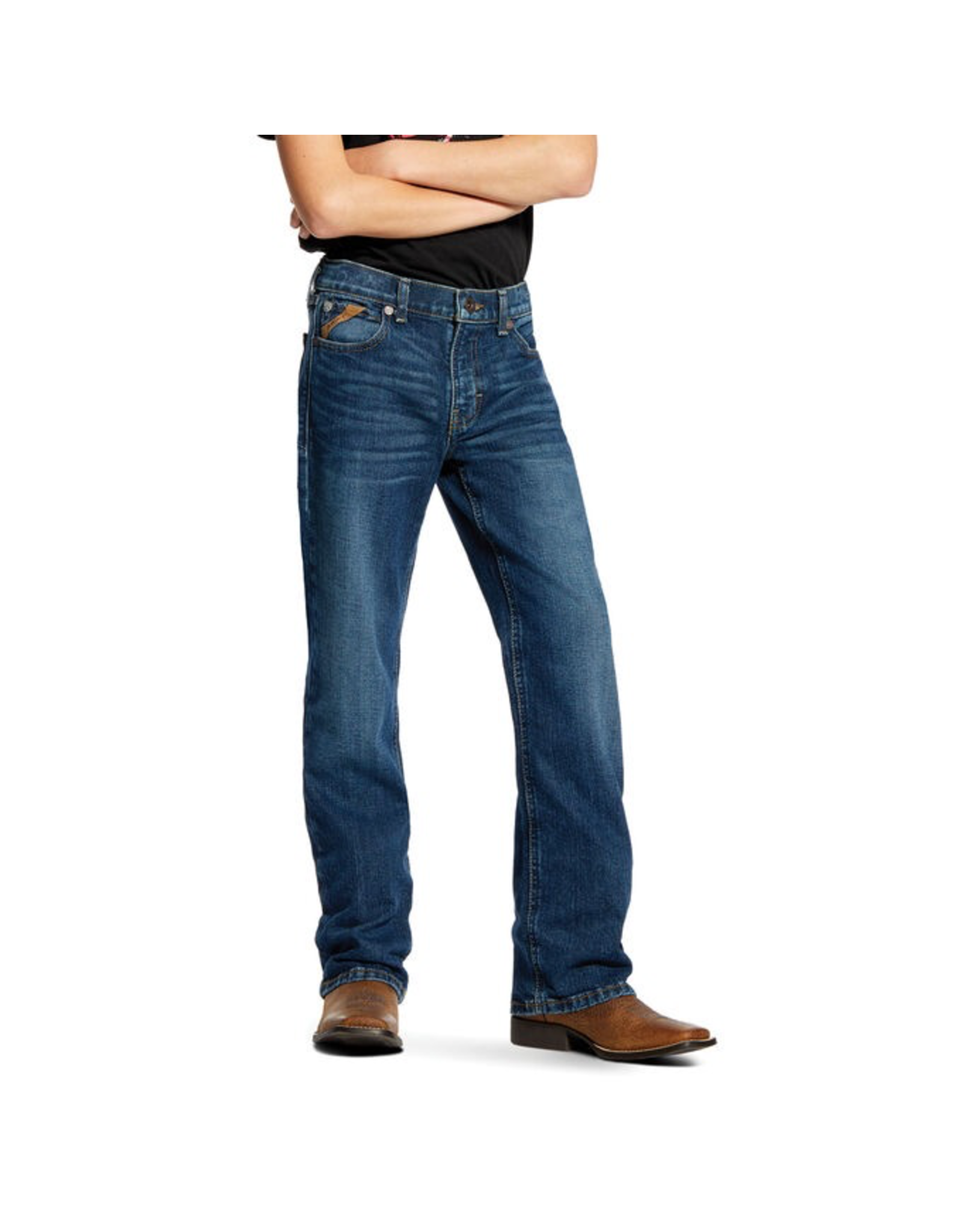 Jeans-Children ARIAT B4 Relaxed Fit Legacy Boot Cut