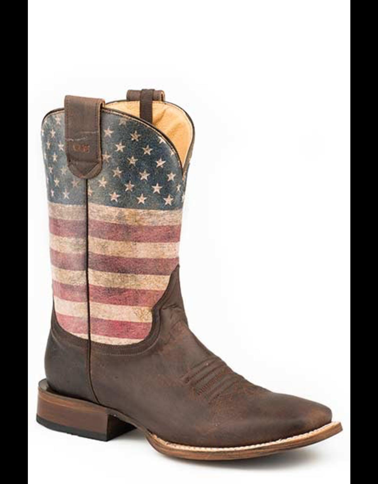 Boots-Men ROPER American Patriots CCS