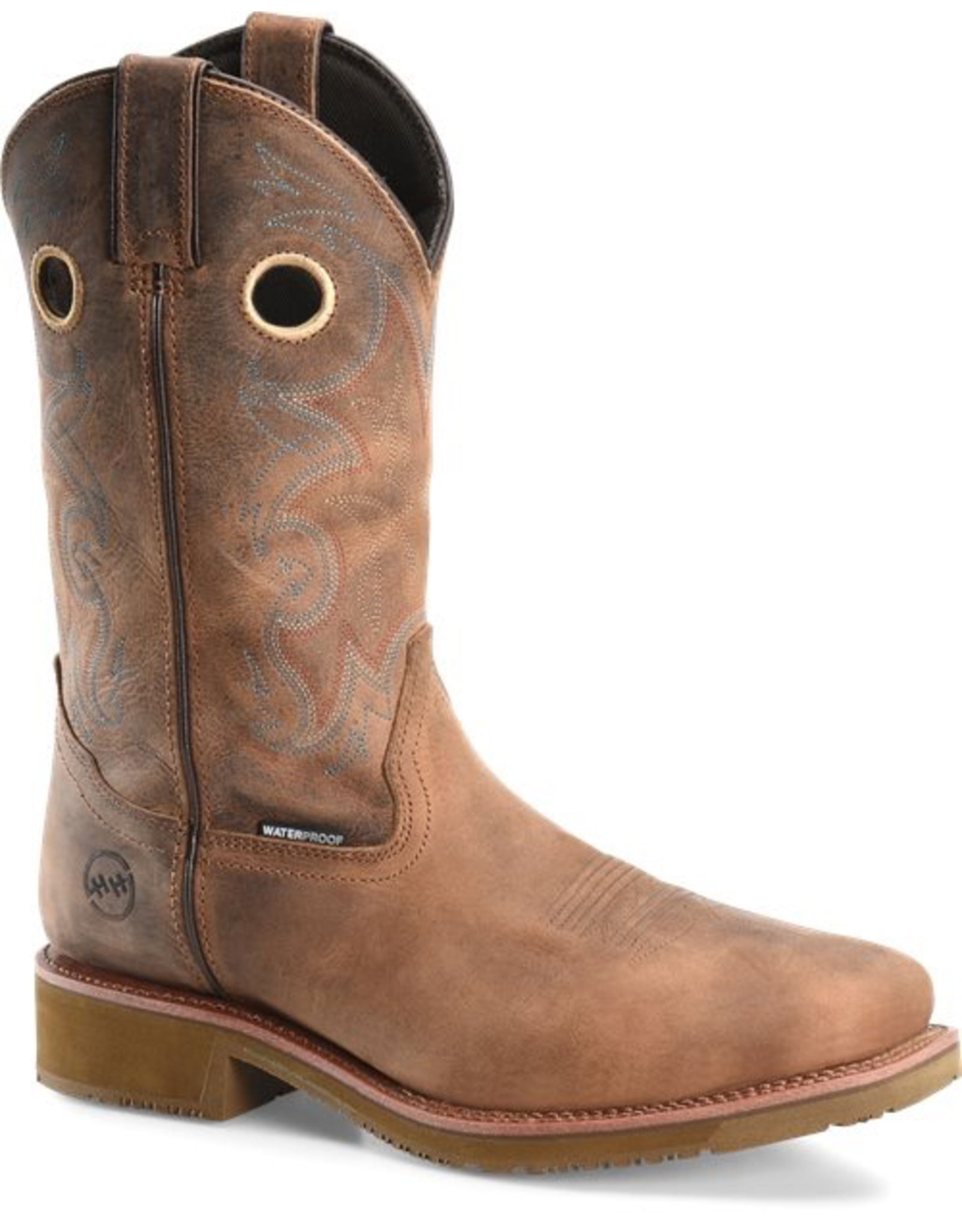 Boots-Men DOUBLE H Roy DH5246