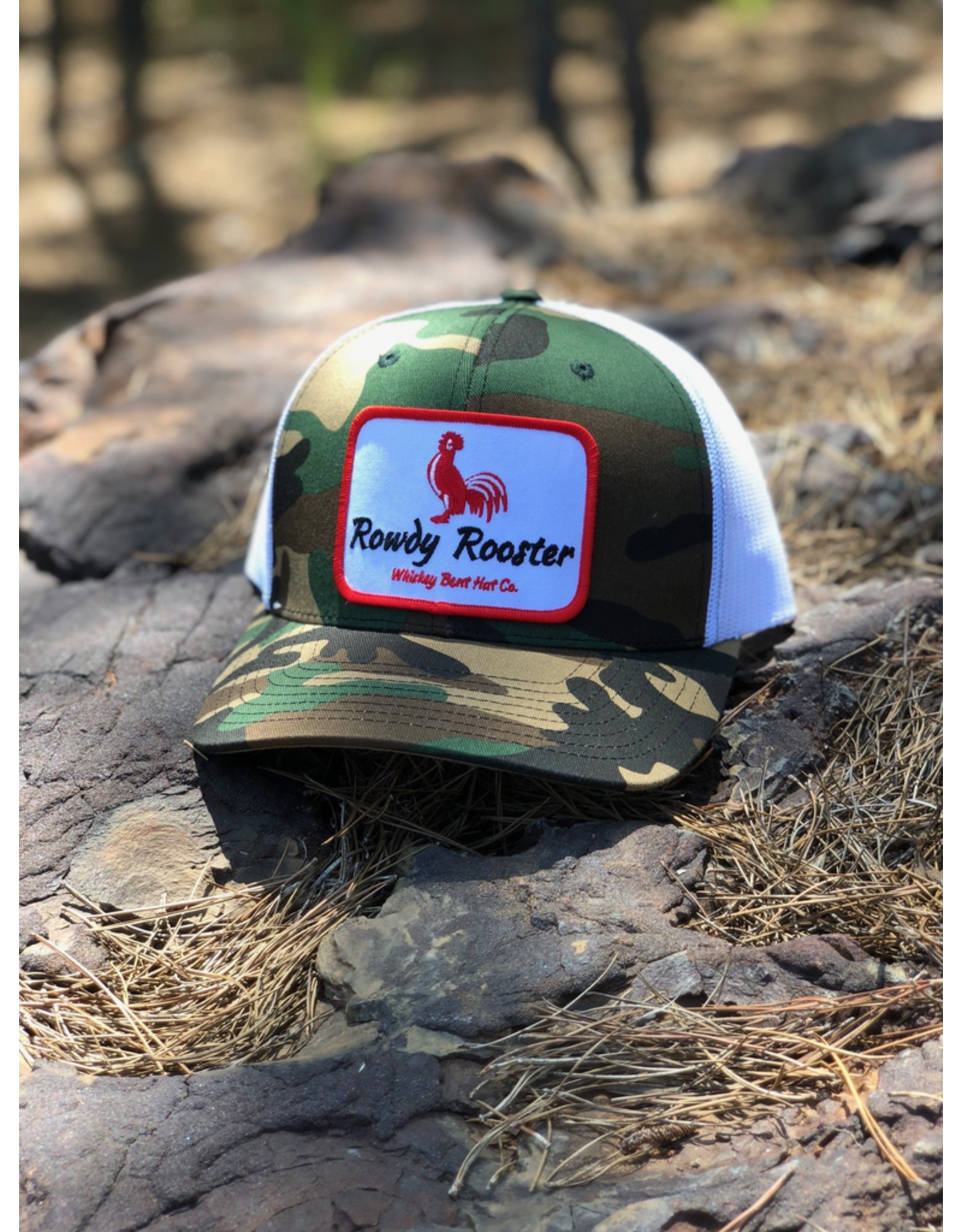 Hats WHISKEY BENT HAT CO. Rowdy Rooster