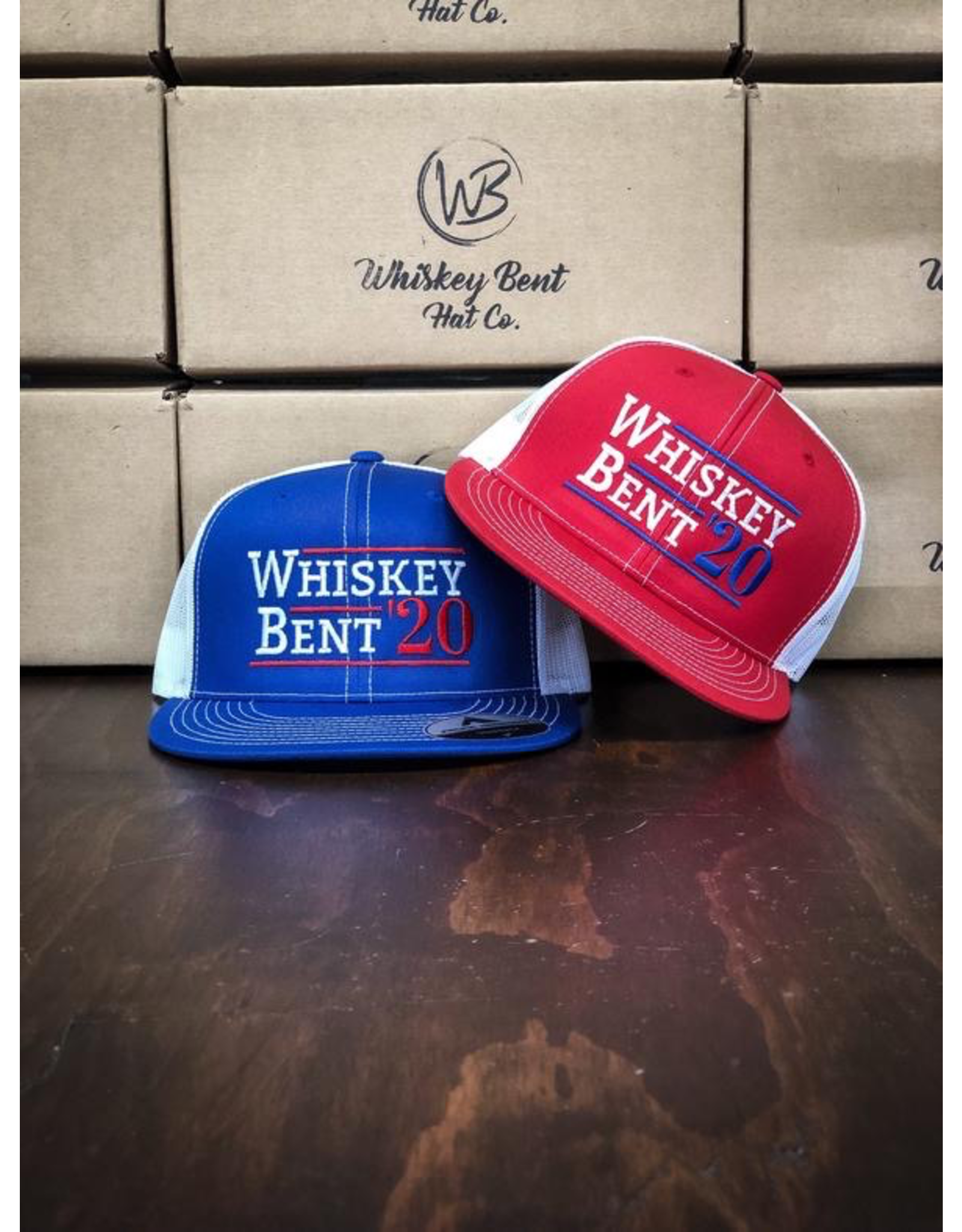 Hats WHISKEY BENT HAT CO. The Patriot