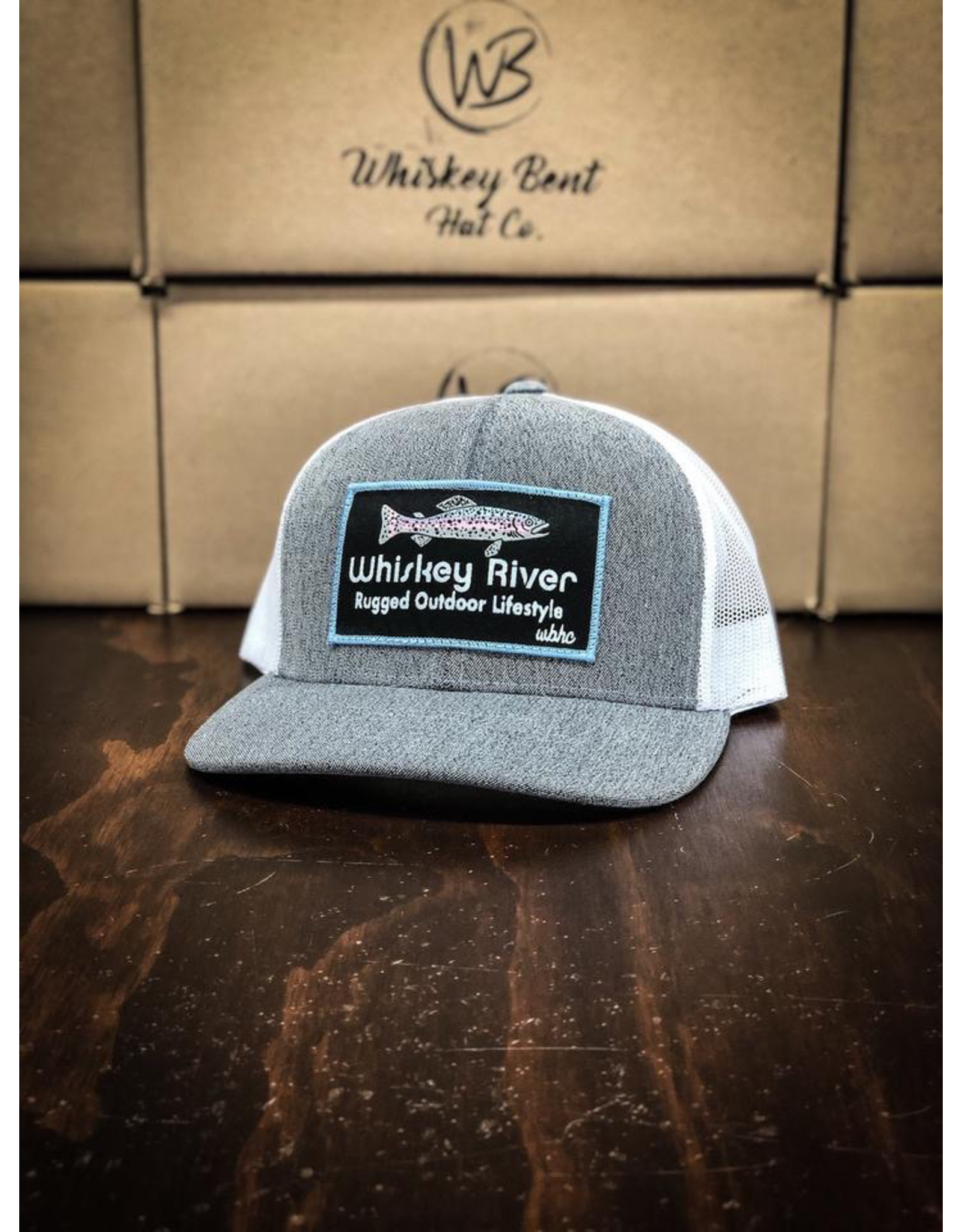 Hats WHISKEY BENT HAT CO. Whiskey River